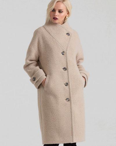 Пальто демисезонное бежевое Lova