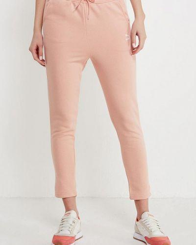 Розовые спортивные брюки Puma