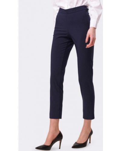 Классические брюки весенний синие Cat Orange