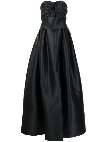 Czarna sukienka długa Sachin & Babi