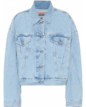 Джинсовая куртка синий куртка-жакет Acne Studios
