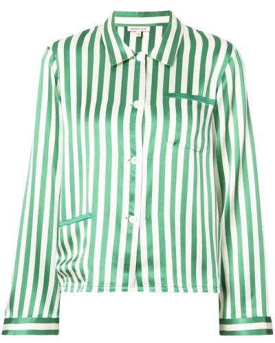 Пижама шелковая Morgan Lane