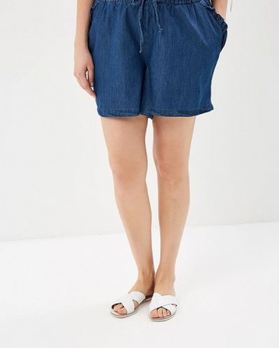 Синие шорты Junarose