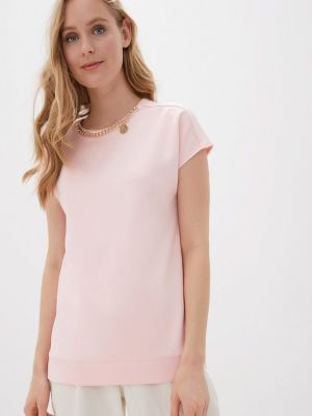 Блузка с коротким рукавом розовая весенний Nothing But Love