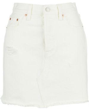 Джинсовая юбка с завышенной талией Levi's®