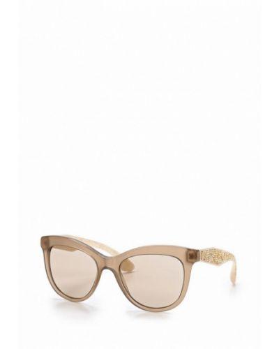 Солнцезащитные очки круглые Miu Miu