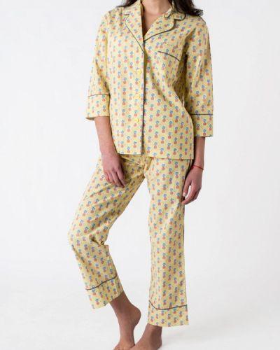 Желтая пижама Jungle