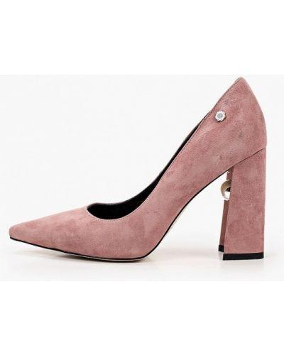 Розовые туфли закрытые Tuffoni