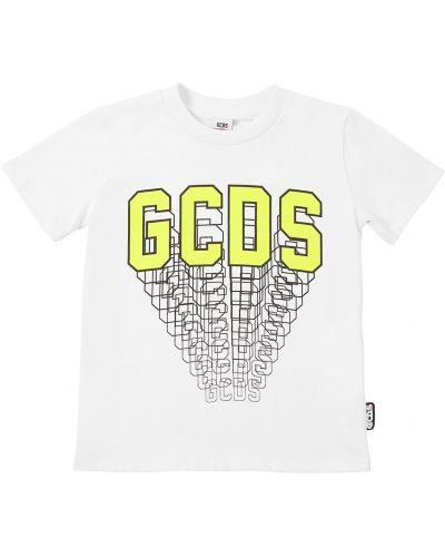 Bawełna bawełna biały koszula Gcds