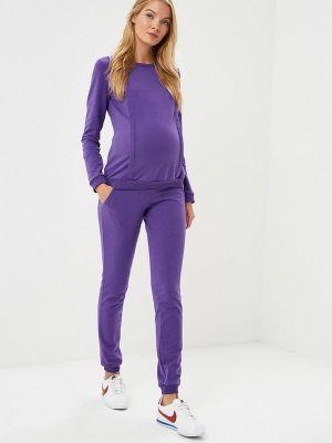 Костюм - фиолетовый фэст