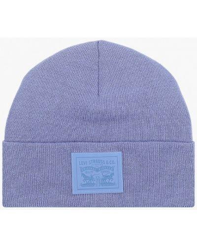 Синяя шапка Levi's®