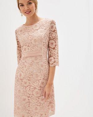 Вечернее платье розовое Argent