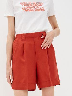Повседневные красные шорты Ovs