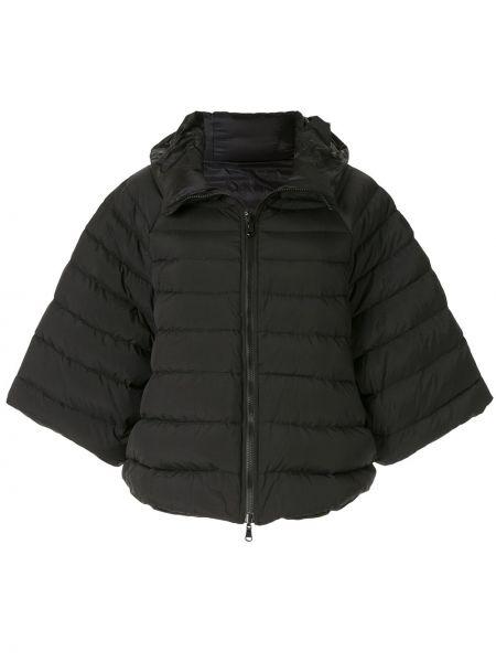 Черная куртка с капюшоном Tatras