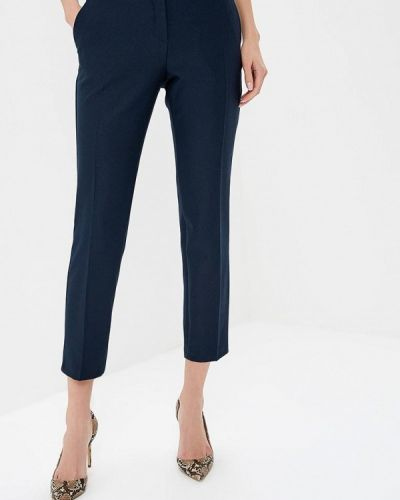 Классические брюки - синие Adl