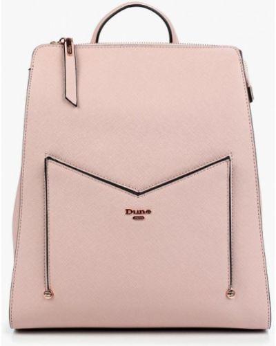 Розовый рюкзак Dune