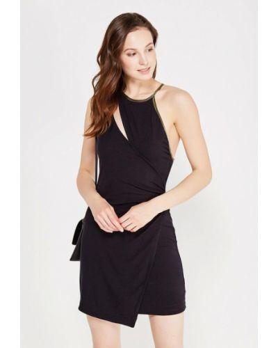 Черное платье Free People