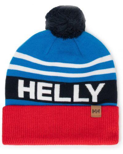 Niebieska czapka beanie Helly Hansen