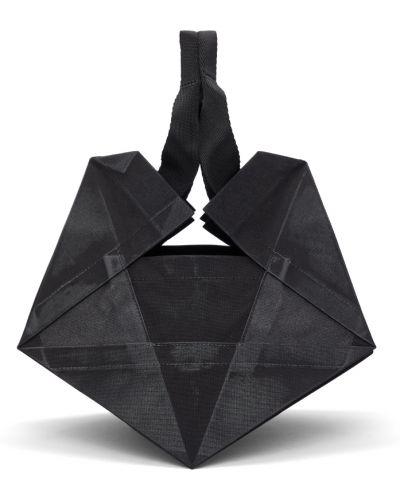 Czarna torebka 132 5. Issey Miyake