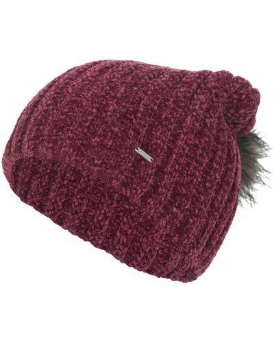 Красная шапка спортивная Luhta