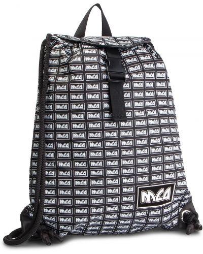 Plecak czarny Mcq