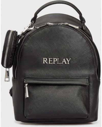 Рюкзак - черный Replay