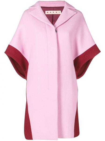 Укороченное пальто классическое пальто Marni