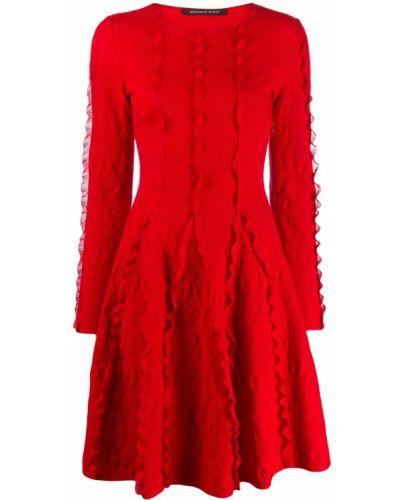 Платье макси с длинными рукавами Antonino Valenti