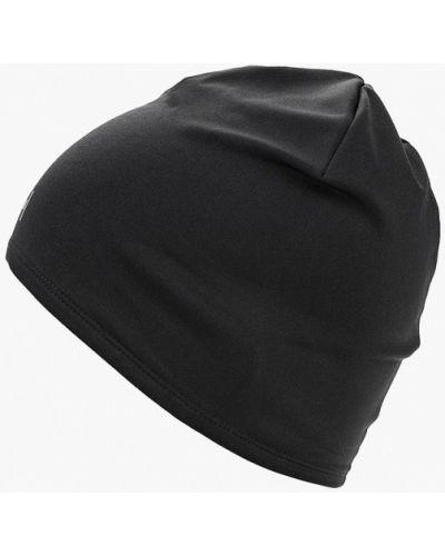 Черная шапка осенняя Helly Hansen