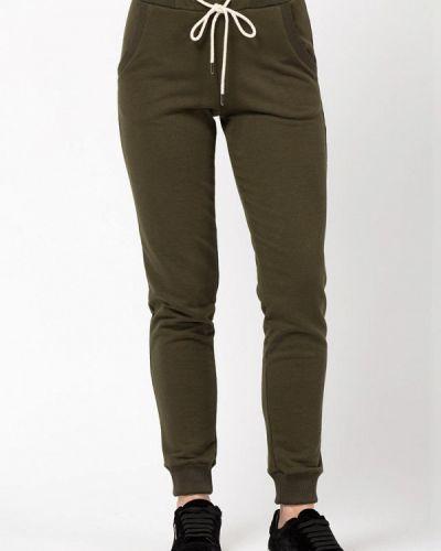 Спортивные брюки зеленый хаки Remix