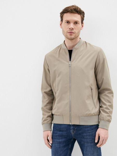 Бежевая куртка Marks & Spencer