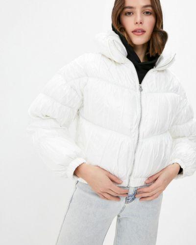Белая куртка Bosideng
