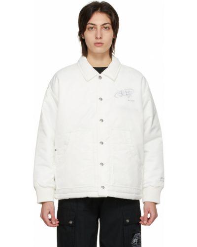 Утепленная куртка - белая Li-ning