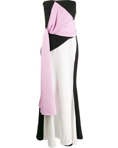 Платье прямое с драпировкой Avaro Figlio