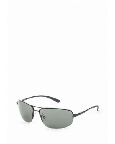 Черные солнцезащитные очки Fabretti