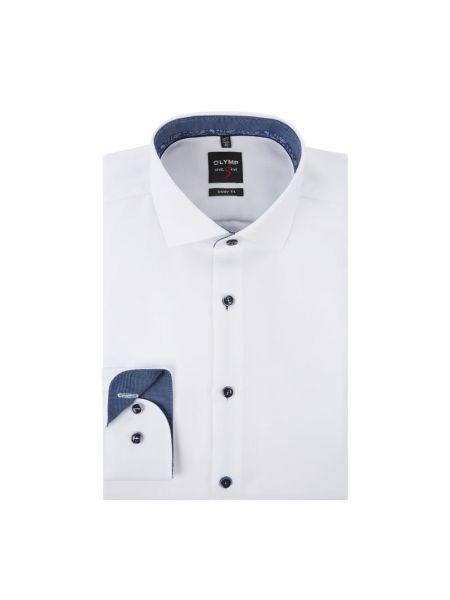 Koszula z długim rękawem długa z mankietami Olymp Level Five