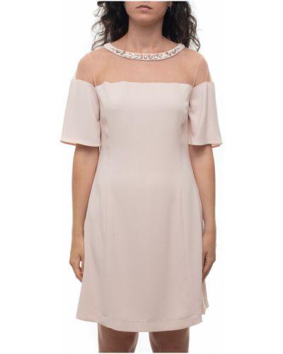 Różowa sukienka Luckylu