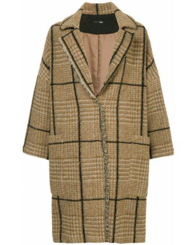 Длинное пальто с капюшоном Frei Ea