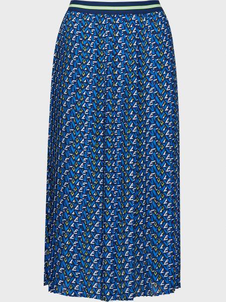 Юбка из полиэстера - синяя Rich & Royal