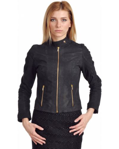 Куртка весенняя черная Guarapo