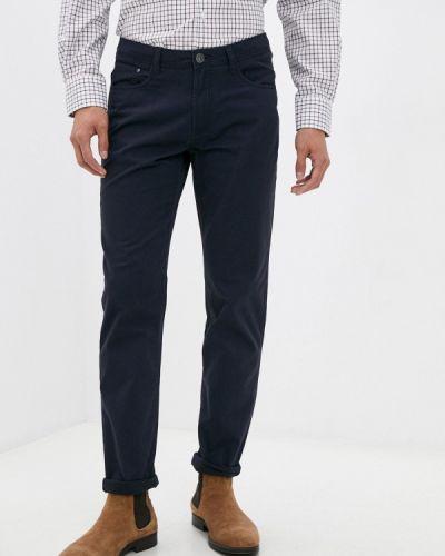 Синие зимние брюки J. Hart & Bros