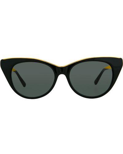 Солнцезащитные очки темный кошачий глаз N21