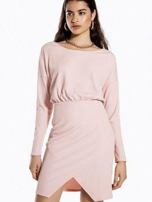 Платье розовое прямое Ivyrevel