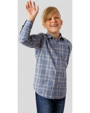 Рубашка серебряный Finn Flare