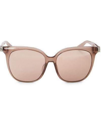 Солнцезащитные очки - коричневые Jimmy Choo