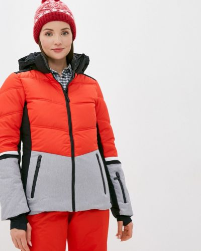 Красная куртка горнолыжная Icepeak