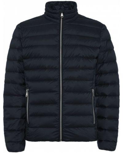 Утепленная куртка стеганая укороченная Geox