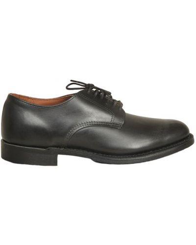 Półbuty skórzane - czarne Red Wing Shoes