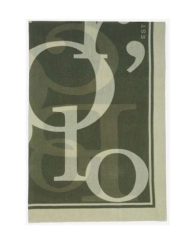 Szalik bawełniany Marc O Polo