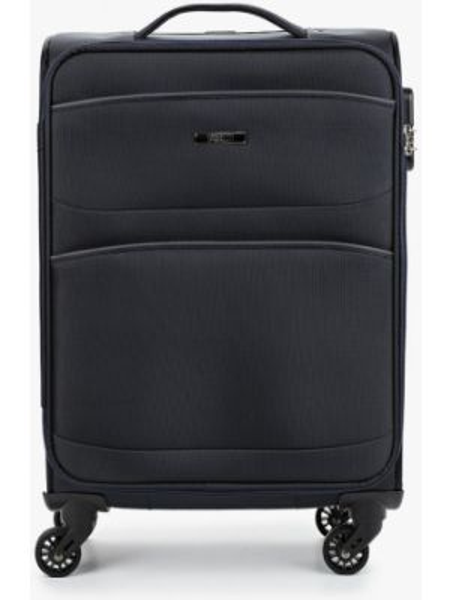 Синий чемодан Fabretti
